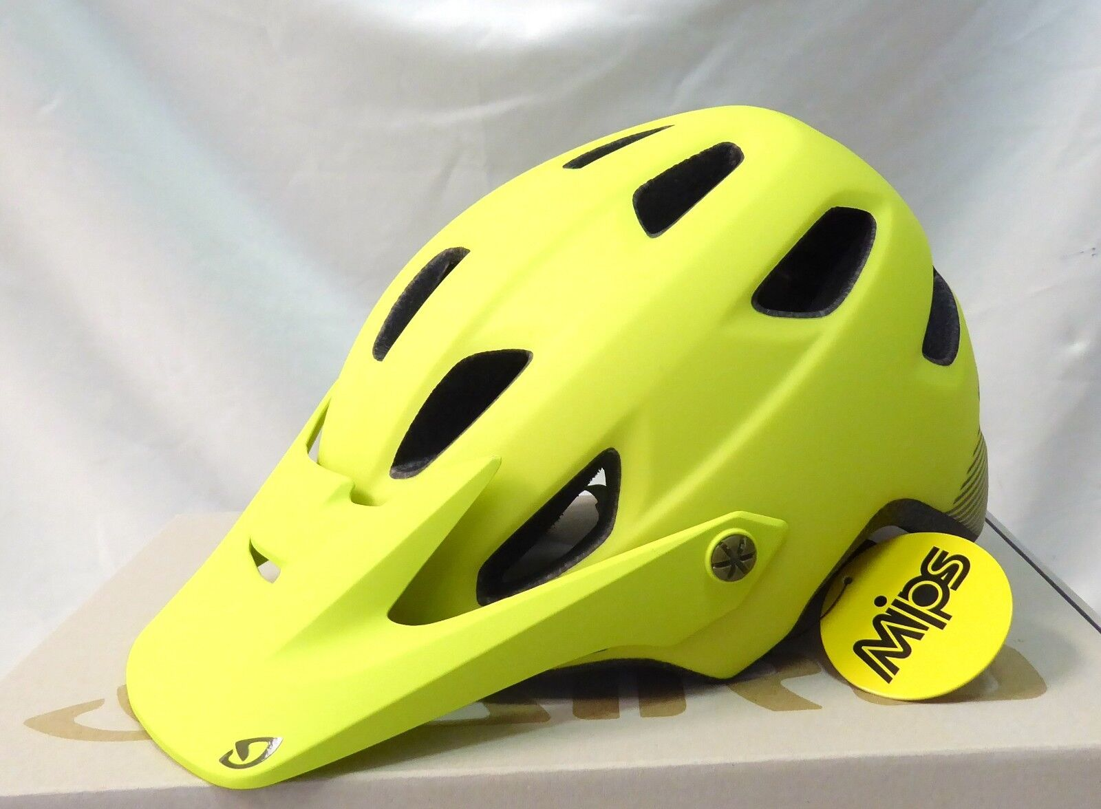 Giro Chronicle MIPS MTB Cycling Helmet Matte Citron  Heatwave Small  no minimum