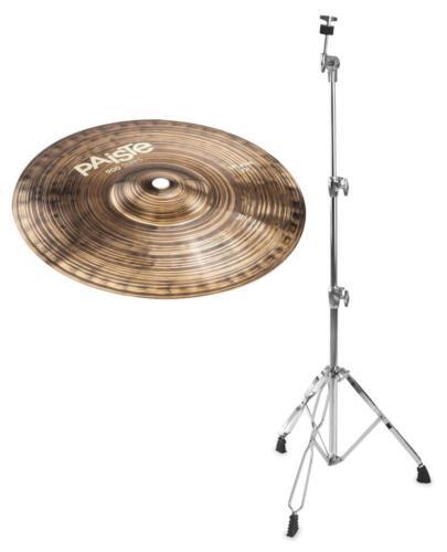 """Paiste 900 Series 12/"""" Splash Becken Cymbal Spar Set Beckenständer Schlagzeug"""
