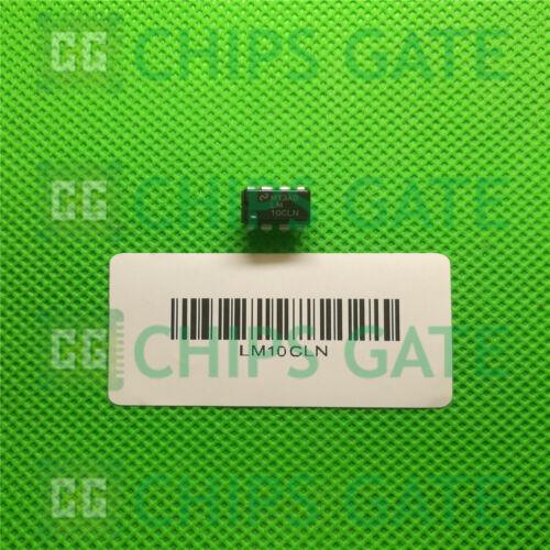 2PCS LM10CLN IC OP AMP /& VOLT REF 8-DIP LM10 10C