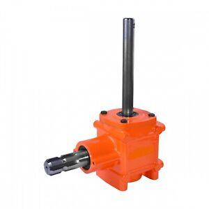 Duenger-Streuer-Winkel-Getriebe-Zapfwellengetriebe-Zapfwelle-Traktoren-Traktor