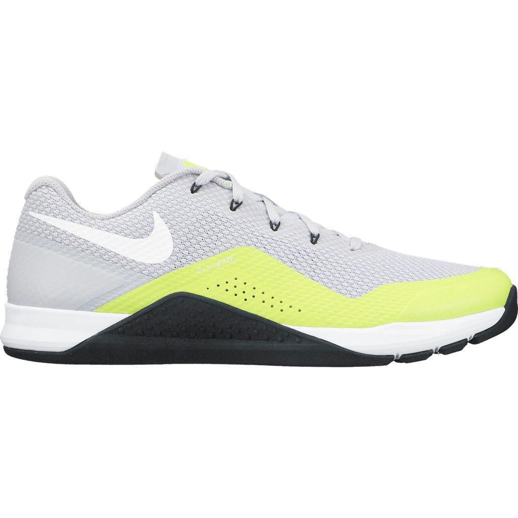 Para Hombre Nike Metcon repper 898048 DSX Pure Platinum entrenadores 898048 repper 001 b6b4ab