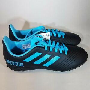 aluminio odio Negligencia médica  adidas Predator 19.4 TF J G25826 Black Soccer Football Boots Size 6  192610870057 | eBay