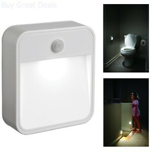 Motion detector night lights sensor energy efficient wireless led image is loading motion detector night lights sensor energy efficient wireless mozeypictures Image collections