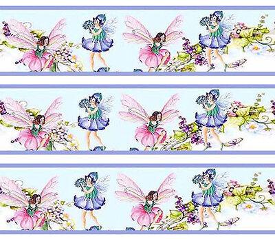 Dolls House Wallpaper Border 77 ins long  Quality Paper 1/12th 1/24th B09