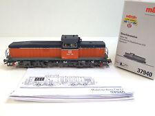 BR T 44 376 der SJ,Schweden,mfx-Decoder,Märklin,37940,OVP,-HB-