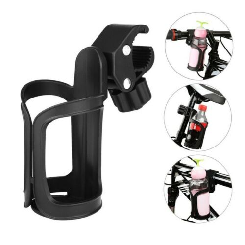 360 Degree Rotation Drink Bottle Cup Holder Cage for Bike Bicycle Baby Stroller