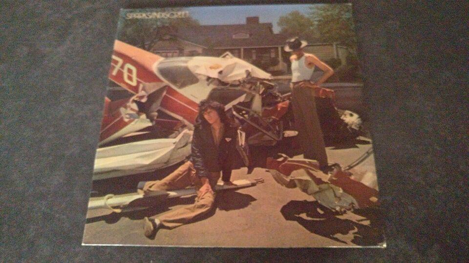 LP, Sparks, Indiscreet
