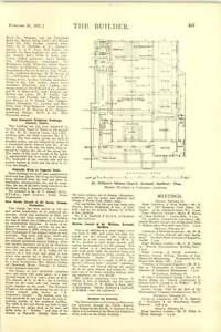 1927-Elementary-School-Town-Hall-Swansea-Ground-Floor-Plan-St-William-039-s-Mission
