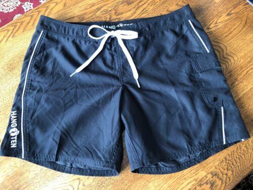 Hang Ten Women/'s Belize Quick Dry Board Shorts Black or White