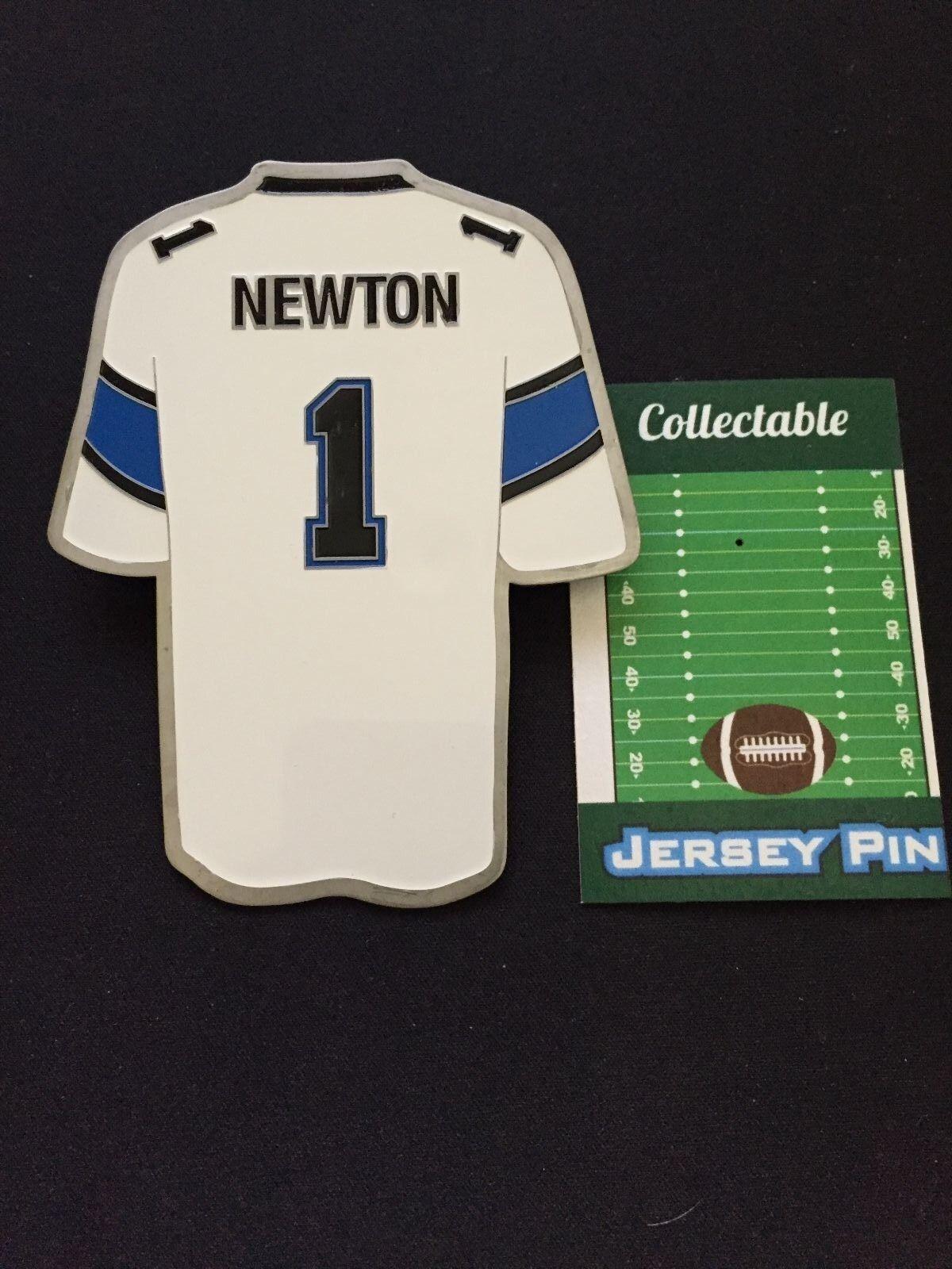 Carolina Panthers Cam Newton Reversnadel Jumbo Jumbo Jumbo Dimensioniert Superman    Bunt,  c5e7d2