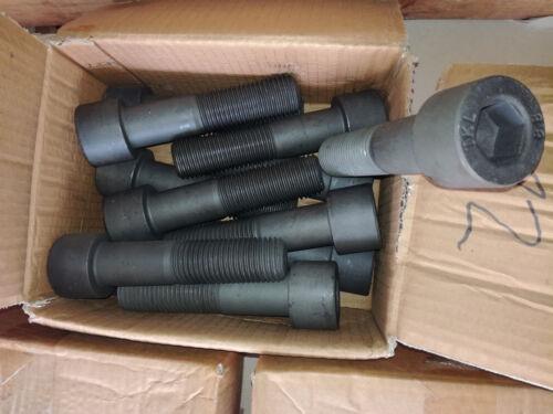 Zylinderschrauben Innensechskant Inbusschraube DIN 912//ISO 4762 8.8  M 36x150