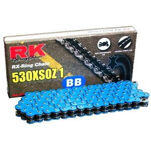 Rk X-Ring Chain Black Scale 525Zxw/110 Open Chain With