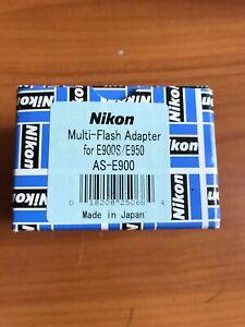 NIKON MULTI FLASH ADAPTER FOR E900S E950 AS-E900