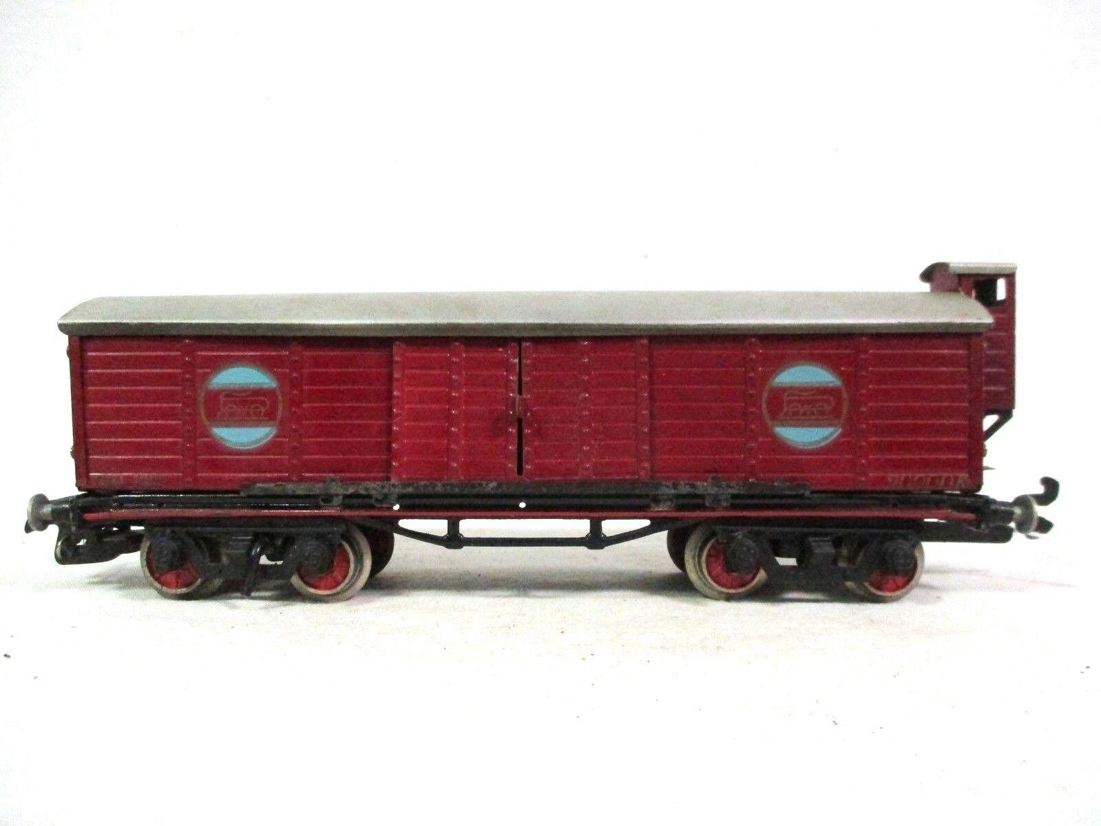 Paya PH 1351 Box Car Spain Spanish O Gauge Freight Model Railway Train B25-1