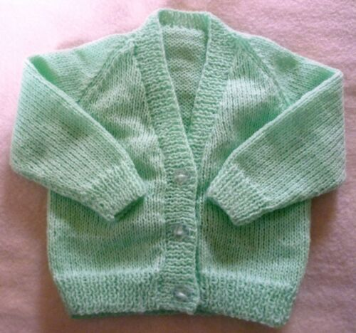 choice of sizes and colours Disney/'s Bambi Knitted baby cardigan New