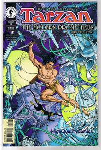 TARZAN-14-NM-Edgar-Rice-Burroughs-Prometheus-1996-more-in-store