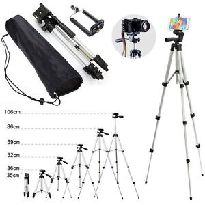 Professional-Camera-Tripod-Stand-Holder-Mount-for-Samsung-iPhone-Cell-Phone-Bag