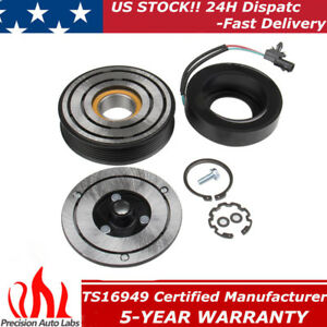 AC A//C Compressor Clutch Plate Pulley For Nissan Sentra 2007-2012 2.0L 1997CC