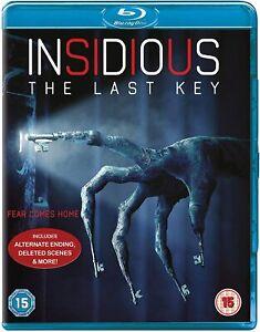 Insidious: The Last Key (Blu-ray) Lin Shaye, Leigh Whannell, Angus Sampson
