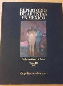 Volume-III-BIG-HEAVY-COMPLETE-CATALOG-OF-MEXICAN-ARTISTS-4-CENTURIES-OF-ART