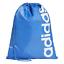 Adidas-Sports-Bag-Gym-Bag-Linear-Core-Gym-Bag-Gym-Sack-Bag-Blue thumbnail 1