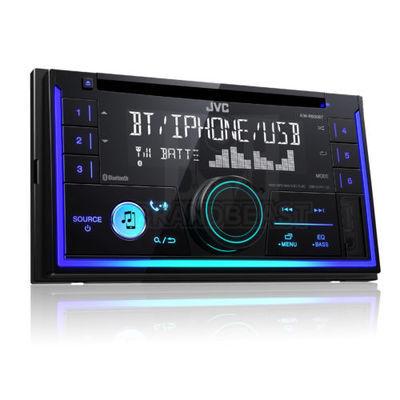 New Jvc KW-R930BT Double-din Bluetooth Cd Usb Head Unit Pandora Iphone Android