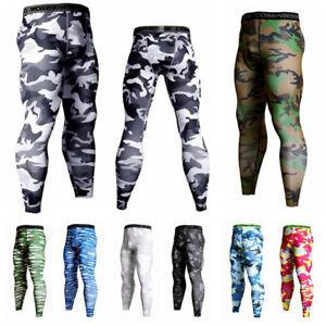 Men-Sports-Apparel-Skin-Tights-Compression-Base-Under-Layer-Workout-Long-Pants