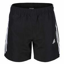 adidas Essentials 3 Streifen Chelsea Shorts Herren schwarz