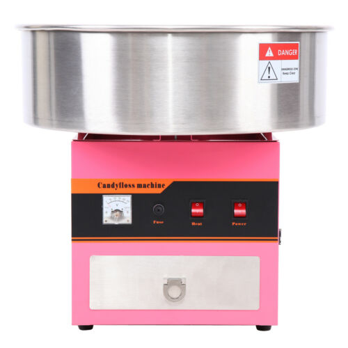 Profi Zuckerwatte Automat Zuckerwatte Maschine Zuckerwattemaschine 1300W  nSHON