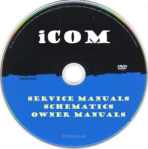 ic m421 manual