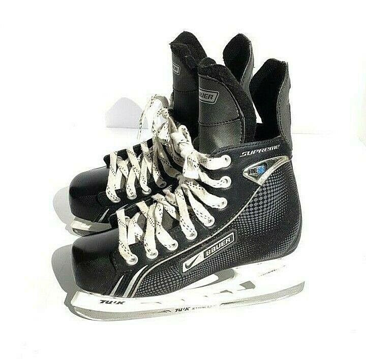 Sin cabeza apilar déficit  Nike Bauer Hockey Supreme One05 Ice Hockey Skate 5R US Shoe Sz 6 UK 5.5 for  sale online