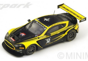 01:43 Spa Aston Martin Vantage N ° 32 2014 1/43 • Spark Sb087
