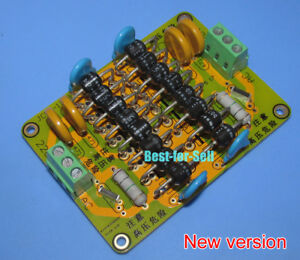 Details about AC Line Power Filtering and Clutter Surge Absorption Filter  Module for Audio TV