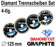 TW 2 x Diamanttrennscheibe Diamantscheibe Beton Stein Trennscheibe Ø 115mm TUR