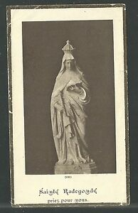 image pieuse ancianne Virgen estampa holy card santino qwPopg7N-09104054-571396571