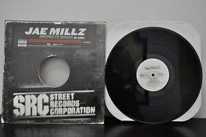 "Jae Millz Bring It Back feat Jadakiss 2006 PROMO LP Vinyl 12"" VG+. [INV-53]"