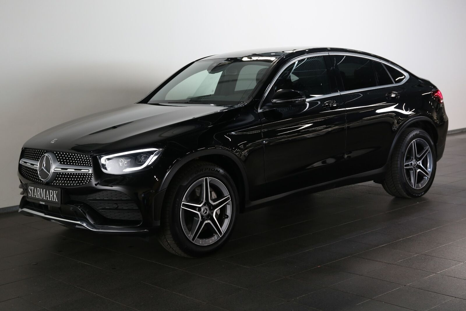 Mercedes-Benz GLC400 d 2,9 AMG Line Coupé aut. 4Matic