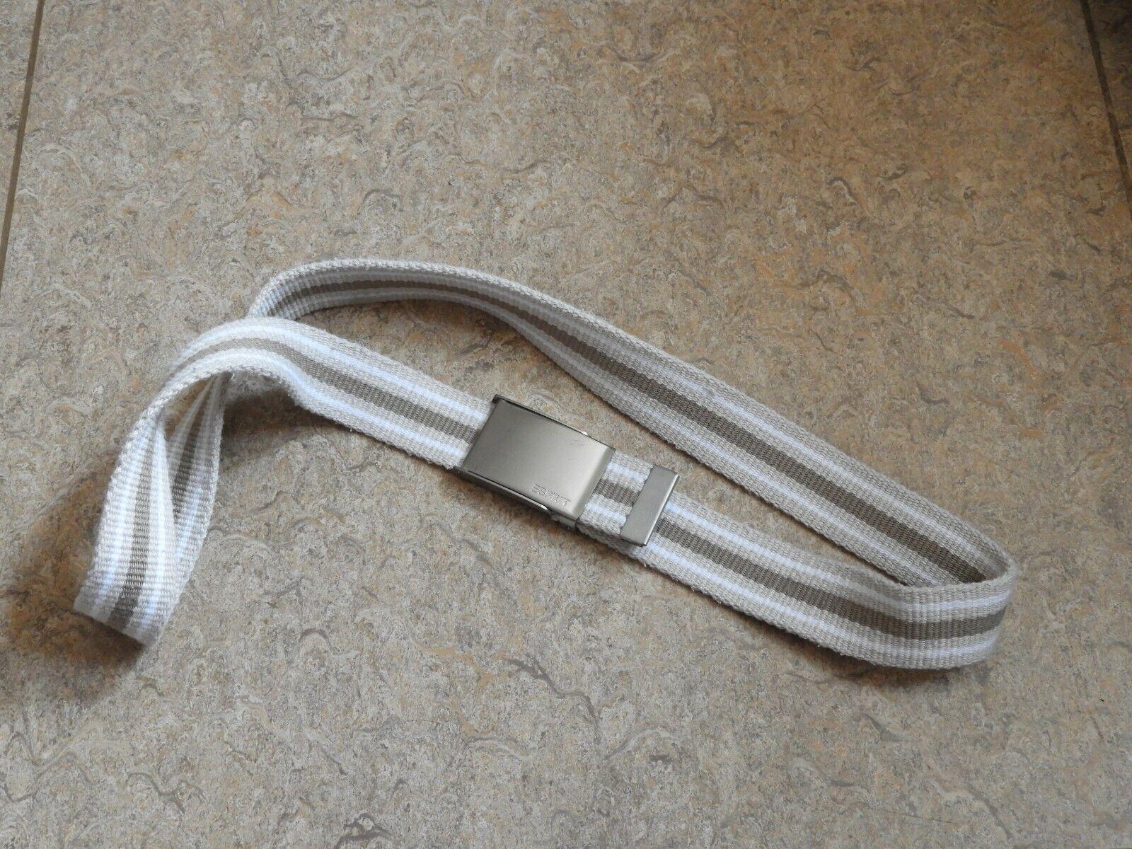 Gürtel Stoffgürtel Esprit 100 cm