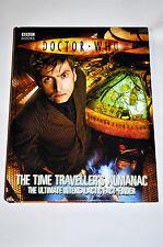 Dr Who: DOCTOR WHO THE TIME TRAVELLER'S ALMANAC hardback - SUPERB!!!