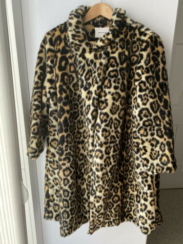 Emerson Fry Leopard Coat