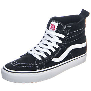 vans chaussure montante homme