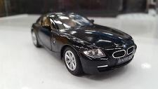 BMW Z4 negro kinsmart modelo juguete 1/32 escala coche de metal regalo presente