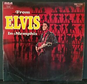 Scheibe-33-Time-From-Elvis-IN-Memphis
