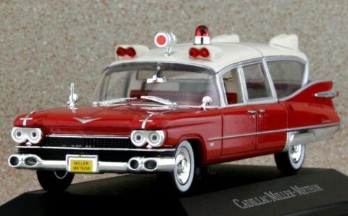 Ambulance Atlas 1:43 CADILLAC Superior Miller Meteor