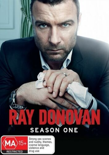 1 of 1 - RAY DONOVAN Season 1 NEW NOT Sealed DVD TV DRAMA MA15+ Region 4 Free POST