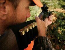 2pcs Molle 12 Round Bullet Holder Rifle Cartridge Folding Ammo Shotgun Bag