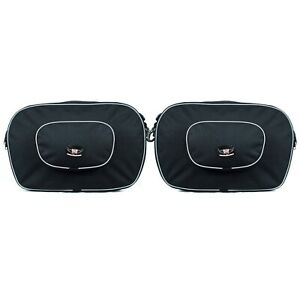 Pannier-Liner-Inner-Luggage-Bags-for-KAWASAKI-1400GTR-Motorcycle-Quality-Pair