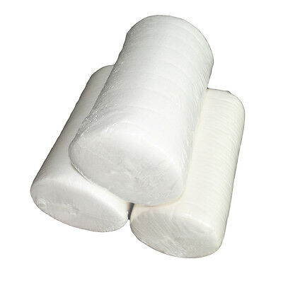 1 Alva BABY CLOTH DIAPER BIODEGRADABLE FLUSHABLE VISCOSE LINERS  32g One roll