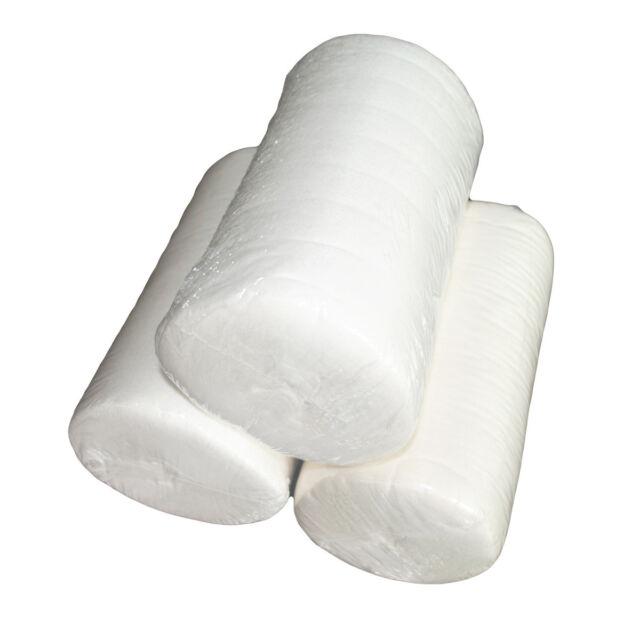 1 roll Alva BABY CLOTH DIAPER BIODEGRADABLE FLUSHABLE VISCOSE LINERS  32g