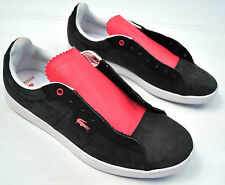 Lacoste Live Broadwick LEM Black Pink Shoes 12
